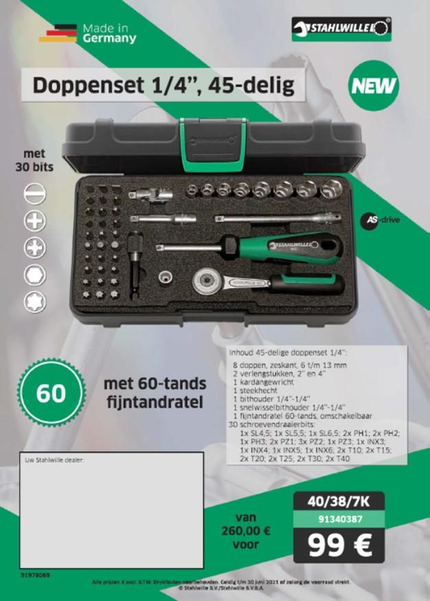 Stahlwille 40/38/7K pdf